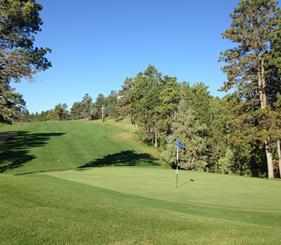 Enjoy the Fall Colors at the Beautiful Southern Hills Golf Course in Hot Springs! A $48 value for just $24!