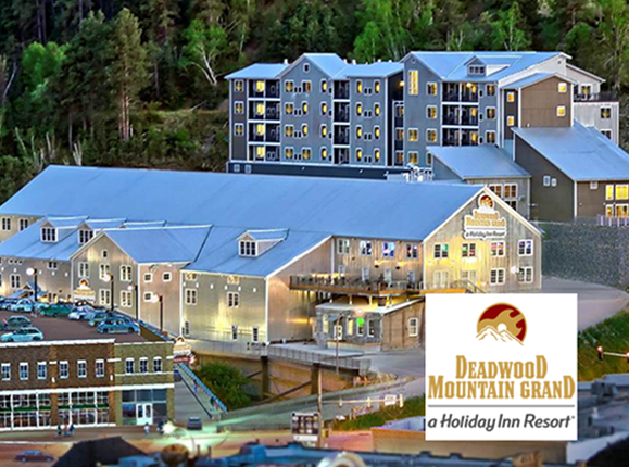 The Dan Band at Deadwood Mountain Grand: 2 Tickets for Price of 1 JUST $23