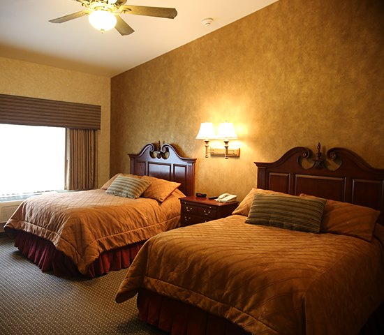 Get a one-night stay in a SUITE at Rushmore Express in Keystone for ONLY $75.00! That's a big savings of 50% off!