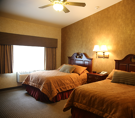 Get a one-night stay in a SUITE at Rushmore Express in Keystone for ONLY $75! That's a big savings of 50% off!