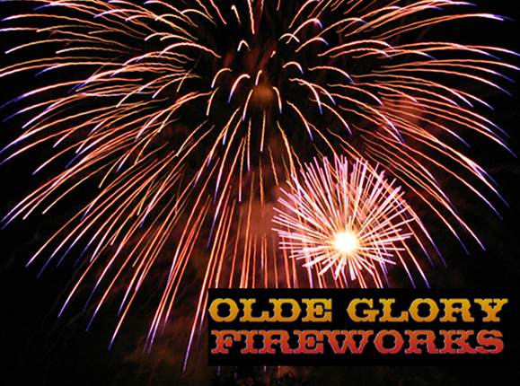 Olde Glory Fireworks: Get $50 for JUST $25! That is a BIG discount of 50%!