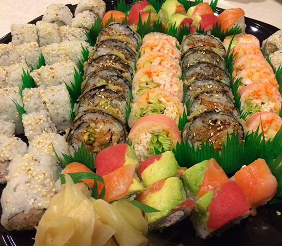 50% OFF Sushi and Korean Grill at HANA - JUST $10