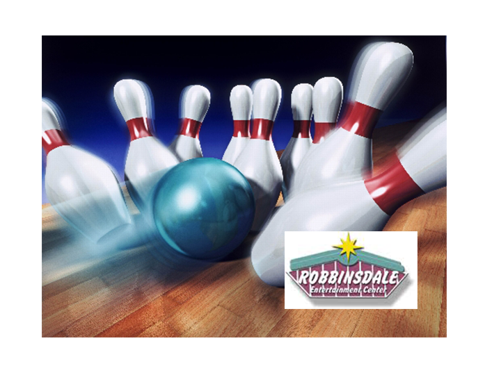 Robbinsdale Bowling: Get 2 hours of bowling, 1 large pizza, 1 pitcher of soda or beer, good for up to 5 people. $80 value, half price for just $40!!