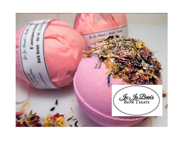 Rejuvenate and relax with handmade soaps, skincare products, and MORE from Jo-Jo Bean's Bath Treats! Get $30 for ONLY $15!