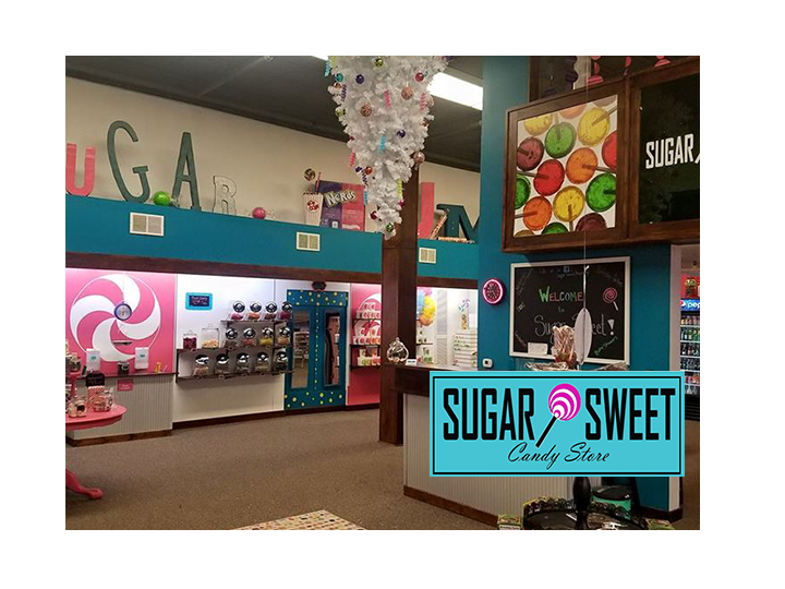 Need a sugar fix? Or know someone who does? Visit the Sugar Sweet Candy Store and stock up on all your favorite sweets. Get $20 for ONLY $10!