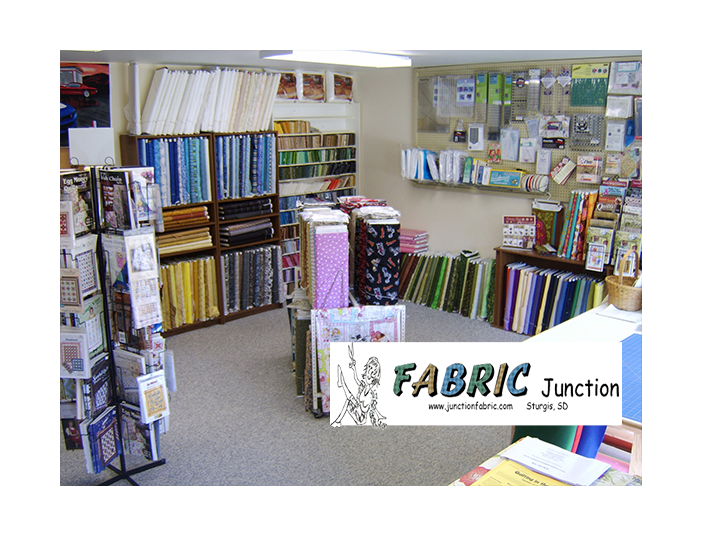 Get $40 for $20 at Fabric Junction and stock up on all your sewing supplies!