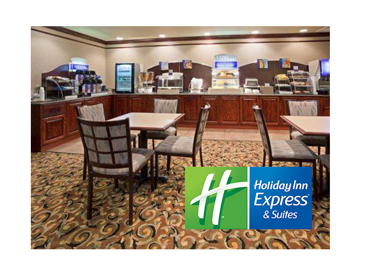 Get a night's stay at Holiday Inn Express in Sturgis on Saturday, April 1st & 2 tickets to live comedy from Jason Salmon for 50% OFF!