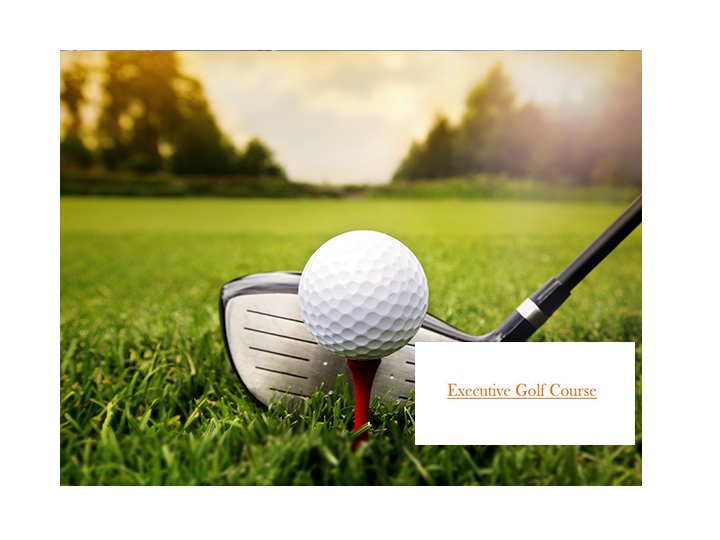 5 Rounds of Golf for JUST $20 to Rapid City's Executive Golf Course!