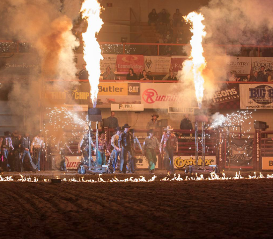 Click Big Deals - Get tickets to Rodeo Rapid City's PRCA Rodeo on Thursday February 4th for ONLY $12 a ticket!