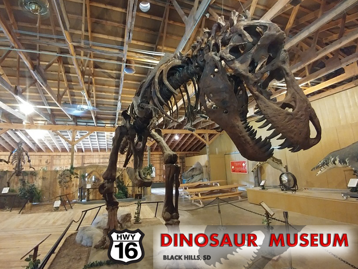 Putz N Glo, 1 Free Admission to The Dinosaur Museum, $10 Off Fort Hays Chuckwagon Dinner Show all for JUST $15