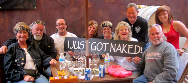 Half-Price Comedy at Naked Winery this Saturday, May 20th!  Buy up to 4!