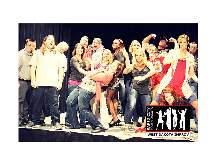 West Dakota Improv: 50% OFF 4 Tickets for JUST $20