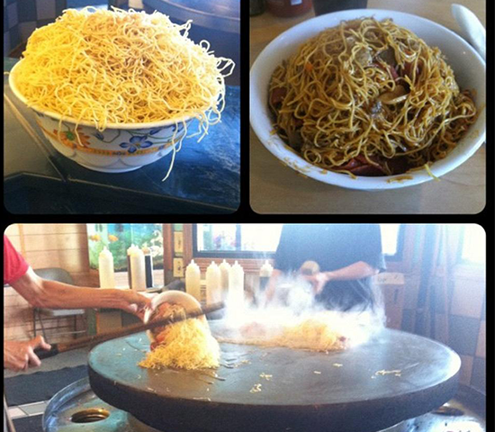 Fresh and Delicious! Enjoy Mongolian Grill for 50% OFF!  $20 for JUST $10!