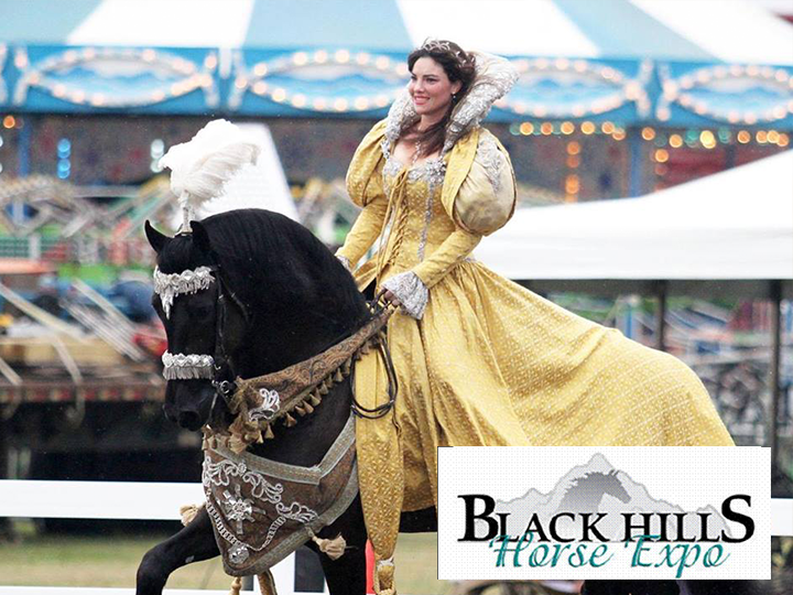 Family Fun at the Black Hills Horse Expo! ONLY $24.50 for a pair of day tickets and a night show!! That's 50% OFF!!