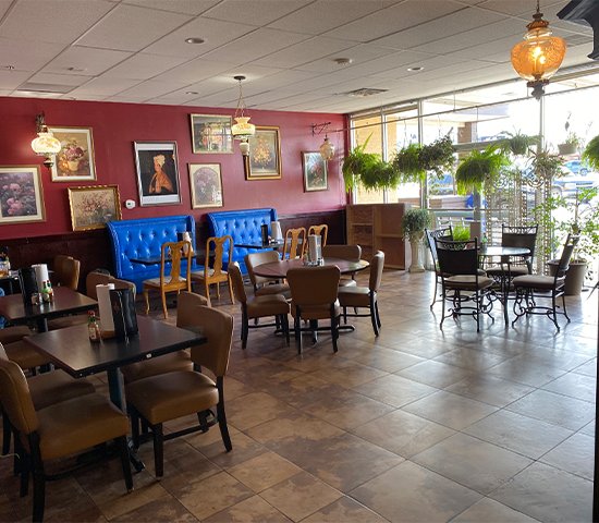 Click Big Deals -   Indulge in a fabulous Louisiana breakfast at Ms. Laveau's Coffee Bar at Jambonz Deux on Saturday mornings for 1/2 OFF, $20 Voucher for JUST $10!