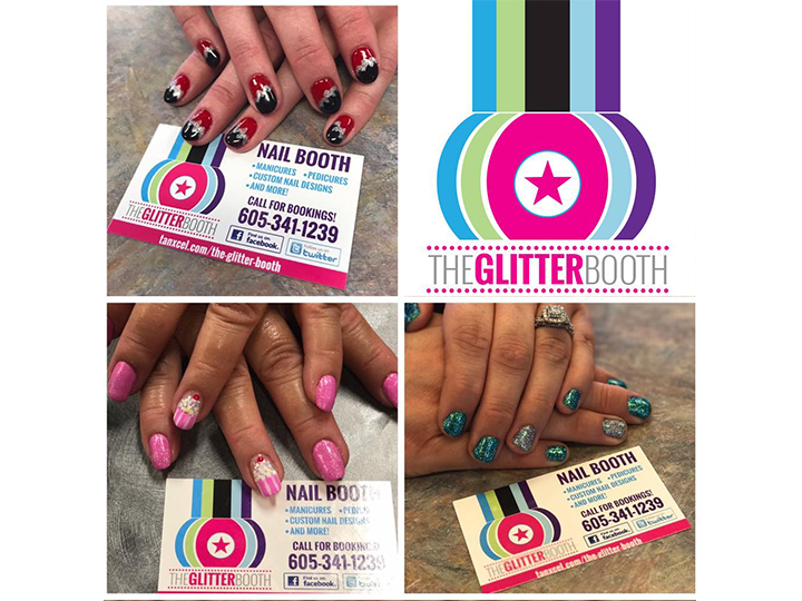 Get a $25 gift card to The Glitter Booth Nail Salon at TanXcel for 50% OFF! Only $12.50!