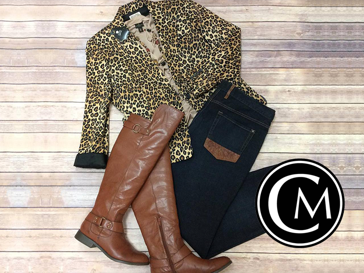 Great fashion finds! $20 to the Clothes Mentor for just $10!!