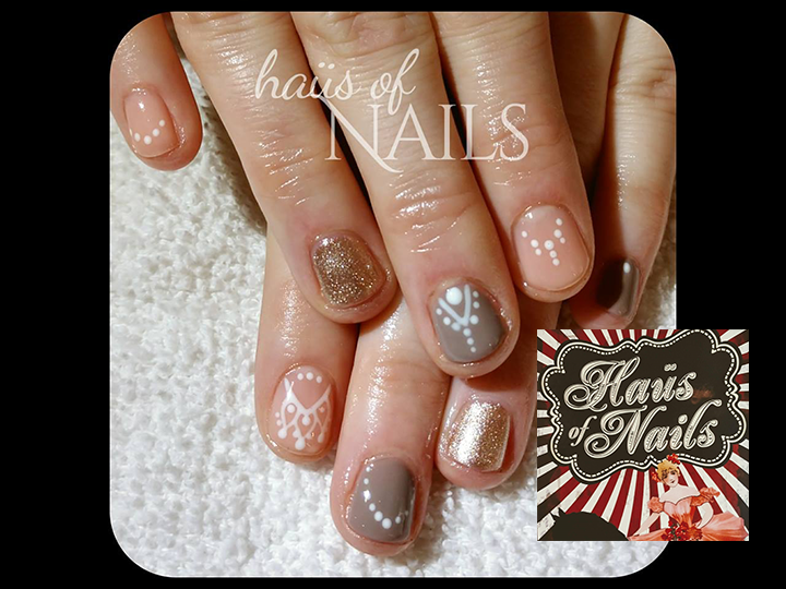 Get a $100 gift certificate to Haus of Nails for ONLY $50!