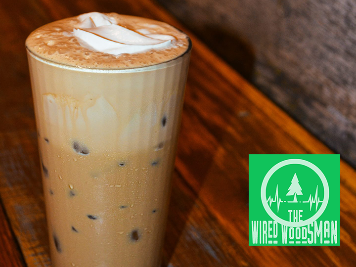 Get $20 for ONLY $10 at the Wired Woodsman Coffee House!