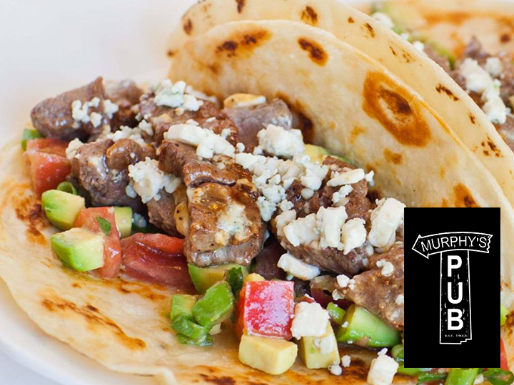 Enjoy $25 to Murphy's Pub & Grill  - 50% OFF  - JUST $12.50!