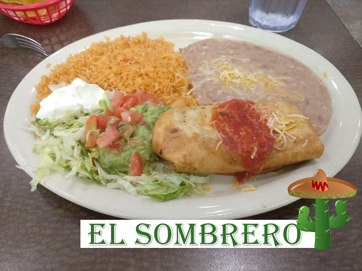 Under new management, enjoy the authentic taste of Mexico at Rapid City's El Sombrero Mexican Restaurant for 50% OFF!