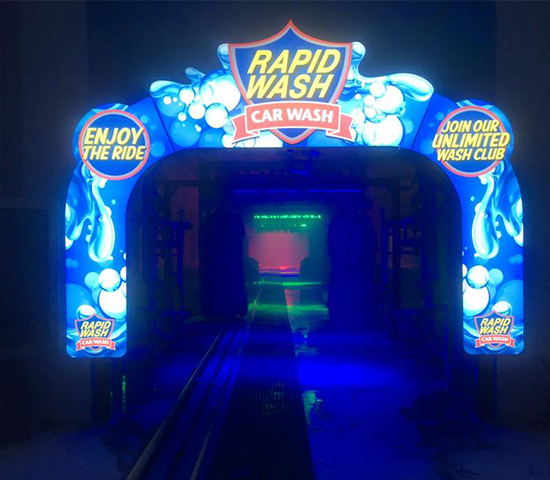 Keep your car squeaky clean with this Monthly Wash Club Membership from Rapid Wash! 1 Works Wash Club Membership Valued at $30 for ONLY $15!