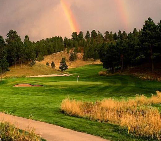 Click Big Deals - Enjoy The Beautiful Scenic Views at Spearfish Canyon Golf Club this Fall with 50% OFF 18 Holes & Cart for ONLY $32.50! Total Value of $65!!
