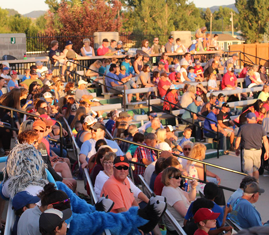 Get 2 tickets in MVP Stadium Seating and 2 drinks of your choice for the Spearfish Sasquatch game on July 24th, a $28 value, half price for just $14!