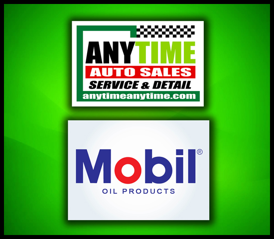 Get a Mobil Super FULL SYNTHETIC Oil Change from Anytime Auto Sales, Service & Detail valued at $48.99, half-price for just $24.49! !