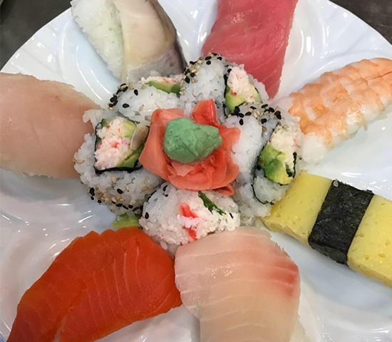 Click Big Deals - Give The Gift of Sushi for the Holidays at Ichiban Sushi Bar & Japanese Cuisine - $20 for JUST $10
