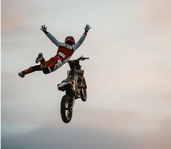 LAST CHANCE!  Buy one ticket to Deadwood ALL IN Freestyle Motocross on June 5th, get one free!  $40 value for $20!!