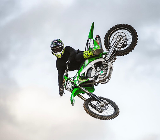 Buy one ticket to Deadwood ALL IN Freestyle Motocross on September 5th, get one free!  $32 value for $16!!