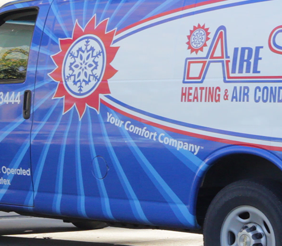 Click Big Deals - Is your furnace dangerous?  Save on Your Home Heating Tune-up & Carbon monoxide Inspection from the Pros at Aire Serv Heating & AC! $90 Now Only $45!