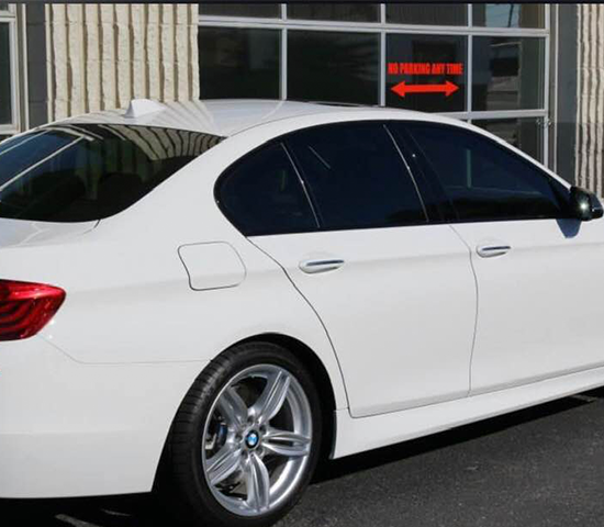 Click Big Deals - Get HALF OFF Car Window Tinting from Rapid Window Tinting! $200 Value, Now Only $100!!