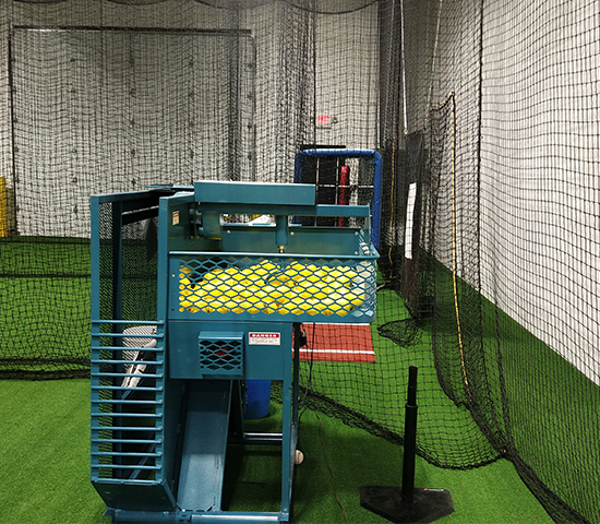 Play Rapids Newest Batting Cages with 50% OFF 1 HOUR of Hitting Time! HitTrax Simulator & 4 Concession Drinks included, a $72 Value ONLY $36!