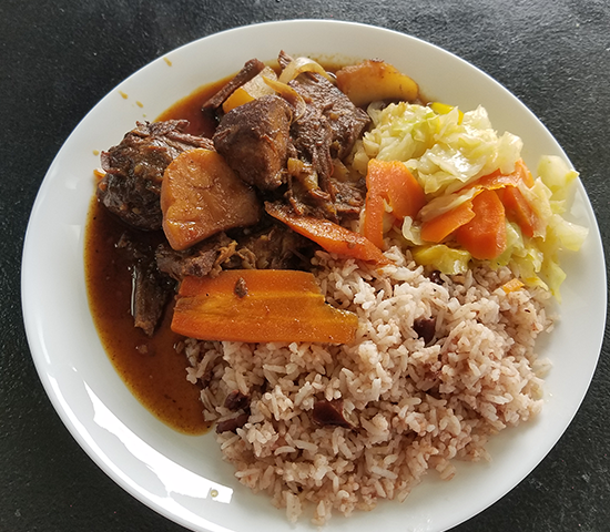 Enjoy A Taste of the Caribbean this Winter at A&D Jamaican Restaurant Now 50% OFF! $20 Value Now Only $10!