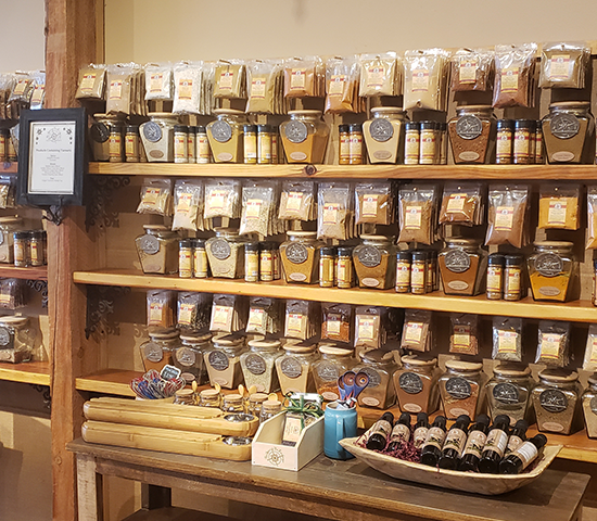 Click Big Deals - Spice up your summer with $10 for $20 at The Spice and Tea Exchange Downtown Rapid City