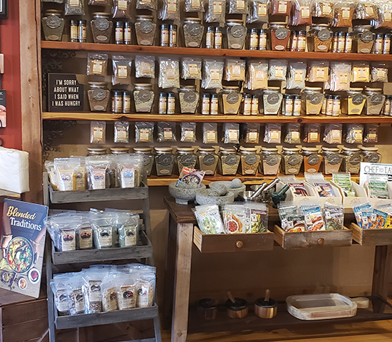 Spice up your summer with $10 for $20 at The Spice and Tea Exchange Downtown Rapid City