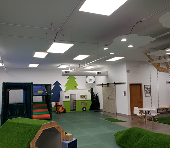 Laugh and Play at Outside In-Children's Indoor Playground! One month membership for one child for 50% OFF- ONLY $12!