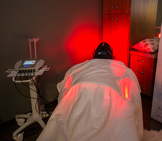 Get a glowing 30-minute Red Light facial at SkinE Spa using the latest LED-based infrared light technology, a $60 value, half price for just $30!