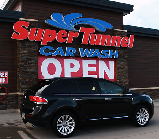 Click Big Deals - Kick The Year Off Right With a Monthly Car Wash Pass To Any Common Cents Super Tunnel Car Wash Location! A $32.95 Value For Only $9.97!