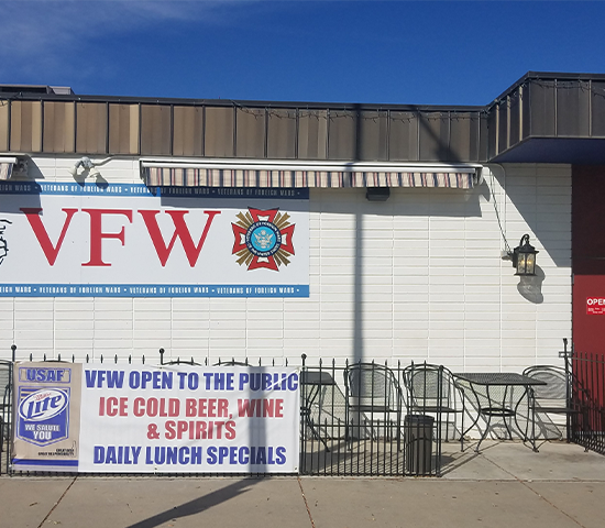 Great Prime Rib Dinner Special! Get $30 for $15 at VFW Post 1273 on Main St. Downtown Rapid City! General Public Welcome!