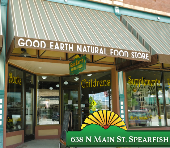 Save 50% at Good Earth Natural Foods with a $20 voucher for ONLY $10!!