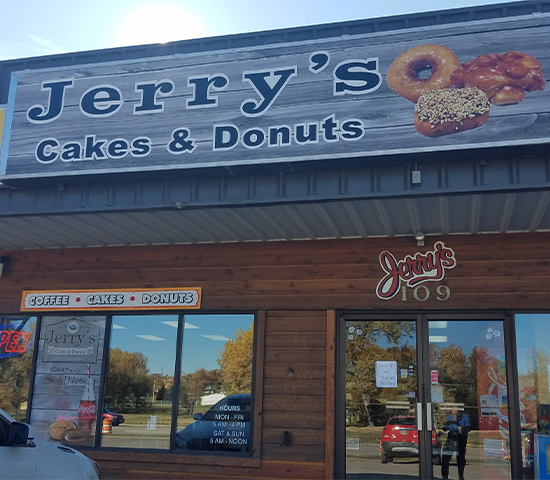 Click Big Deals - Are You Ready for a Sweet Deal? Get 50% OFF Donuts from Jerry's Cakes & Donuts! $20 Value for only $10!