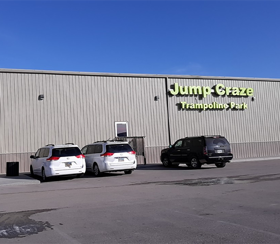 Get 2 for 1 Jump Passes for 1 hour at Jump Craze! $24 value for ONLY $12!
