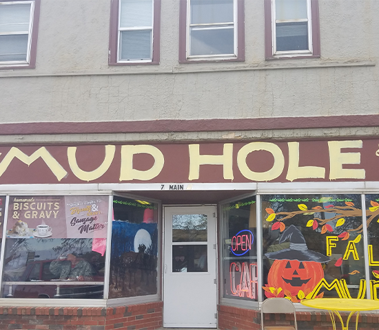 Click Big Deals - For the BEST Breakfast in Town, Fall Into The Mud Hole in Downtown Rapid City! $20 Value ONLY $10!!