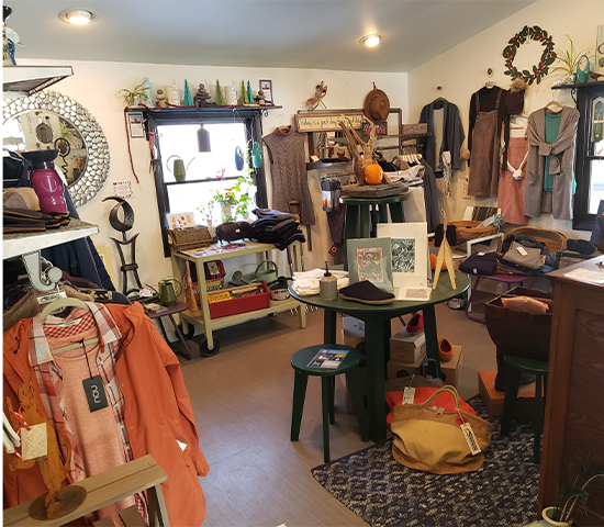 Click Big Deals - Get started on your Holiday shopping at InsideOut Gallery Home and Garden just south of the train in Hill City! $50 for JUST $25! That's 50% OFF!