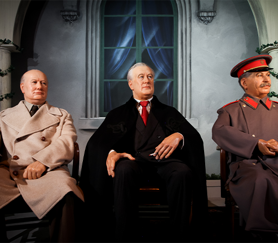 SAVE 50% and see history at the Presidential Wax Museum with the family for $22!