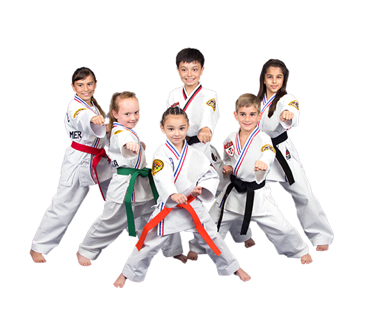 Click Big Deals - It's a kick of a deal! Introductory Taekwondo program for 50% OFF! ONLY $60 for 8 classes, uniform, bag gloves and a nylon cinch sack!