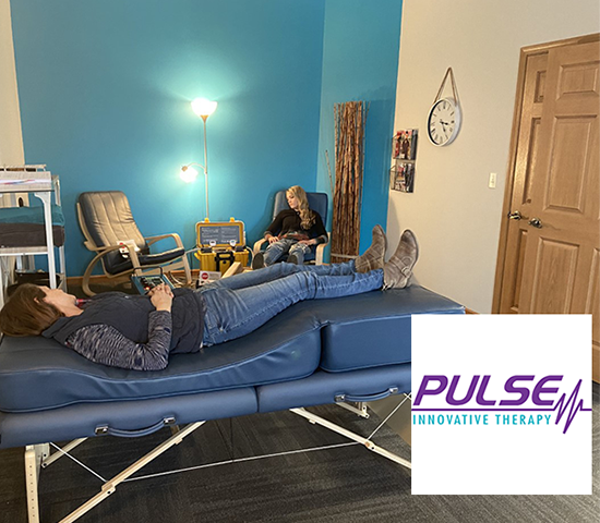 Click Big Deals - Relax and heal with a 3 pack of 1hr sessions of Pulsed Electromagnetic Field Therapy at Pulse Innovative Therapy for 1/2 OFF! Just $50!